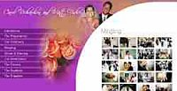 Carol and Matt's website, 2003