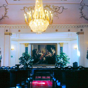 Ceremony room at Stationers Hall